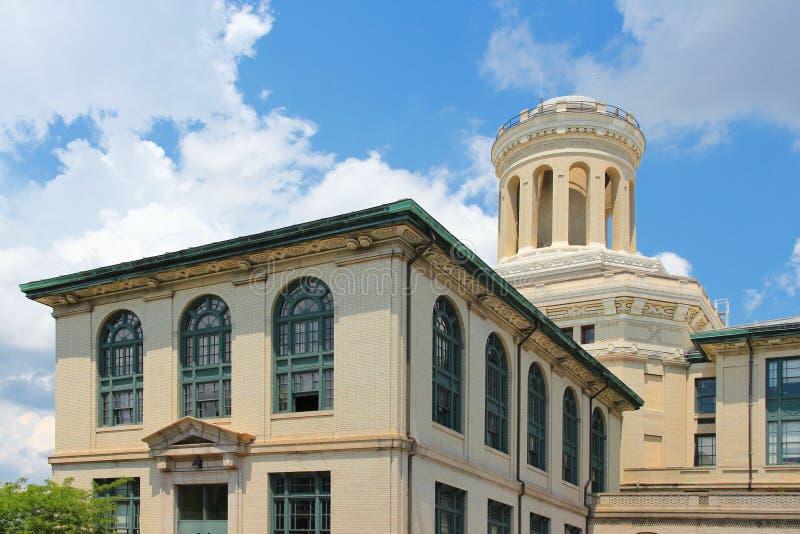 Universidade do Carnegie Mellon foto de stock