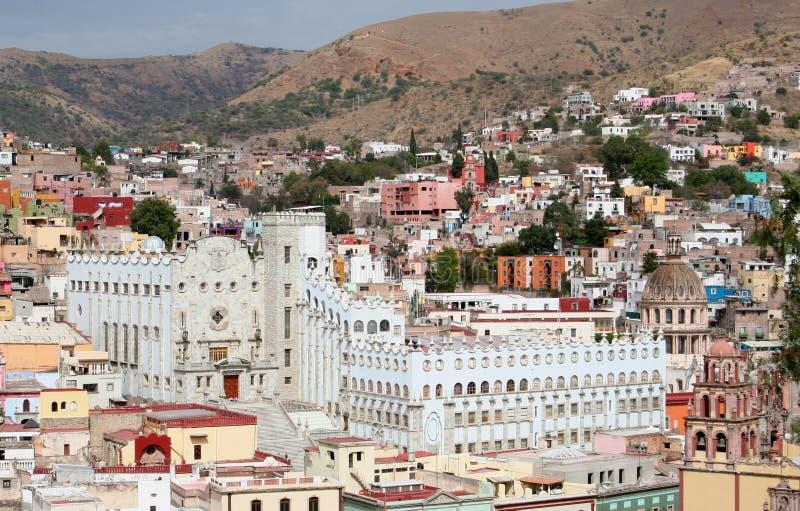 Universidade do guanajuato, México. foto de stock royalty free