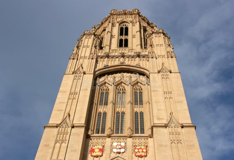 Università di Bristol fotografie stock libere da diritti
