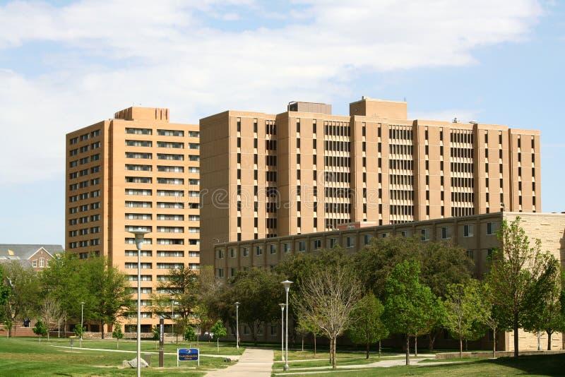 Università di Colorado del Nord fotografie stock