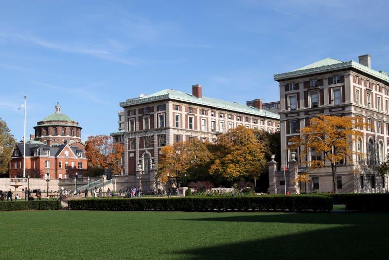 Università di Columbia fotografie stock libere da diritti