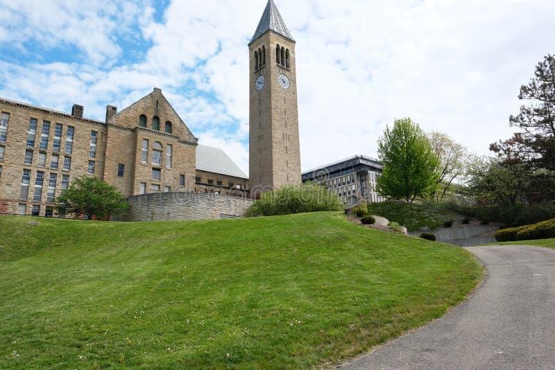 Università di Cornell fotografie stock libere da diritti