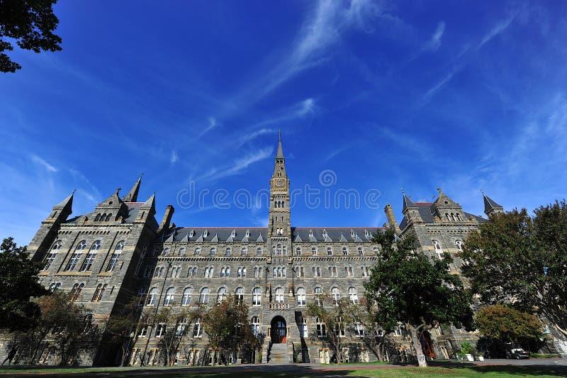 Università di Georgetown fotografia stock