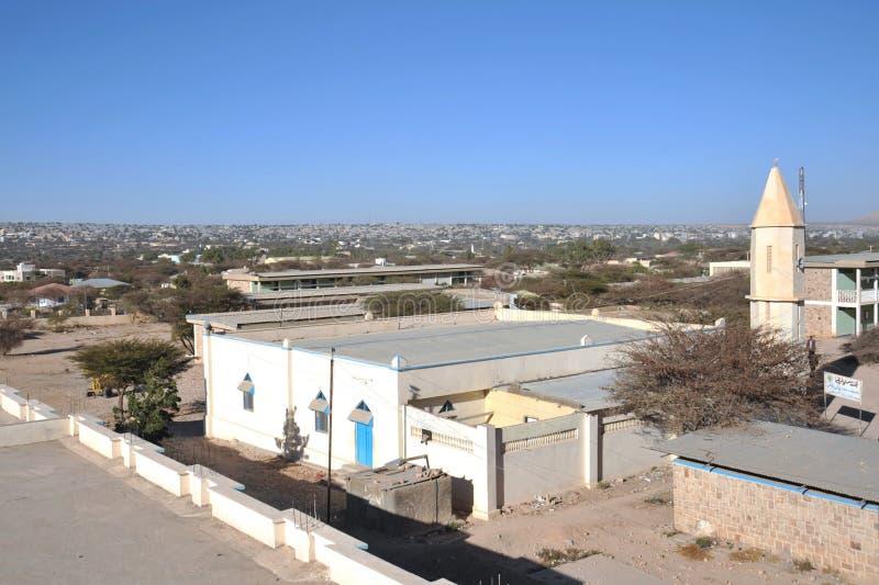 Università di Hargeisa fotografie stock
