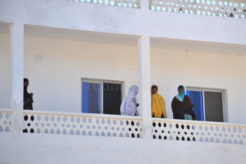 Università di Hargeisa immagini stock
