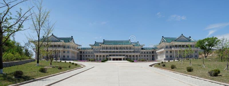 Università di Koryo Songgyungwan, Kaesong, DPRK fotografia stock