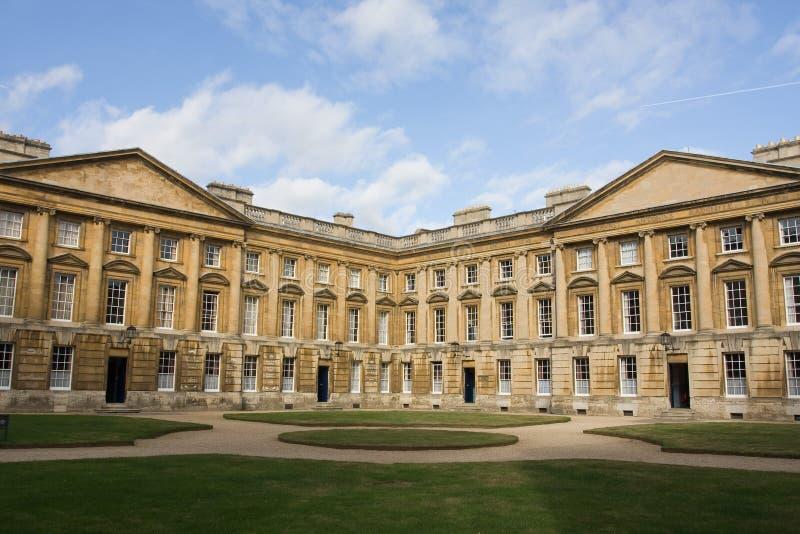 Università di Oxford fotografie stock
