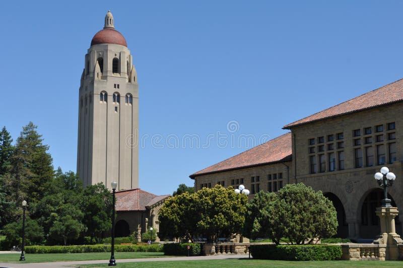 Università di Stanford immagine stock