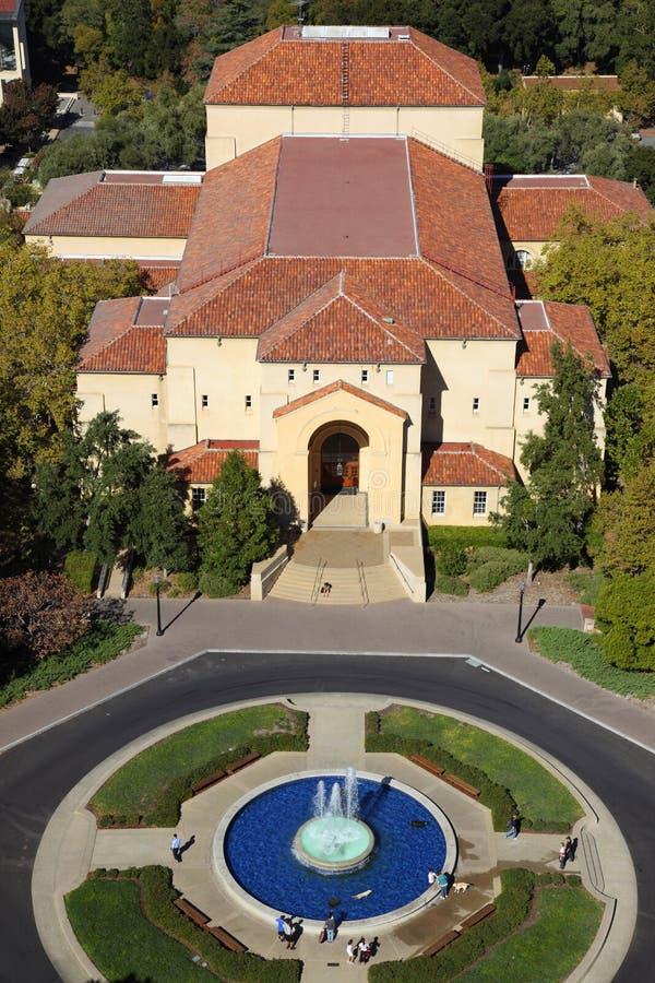 Università di Stanford fotografie stock libere da diritti