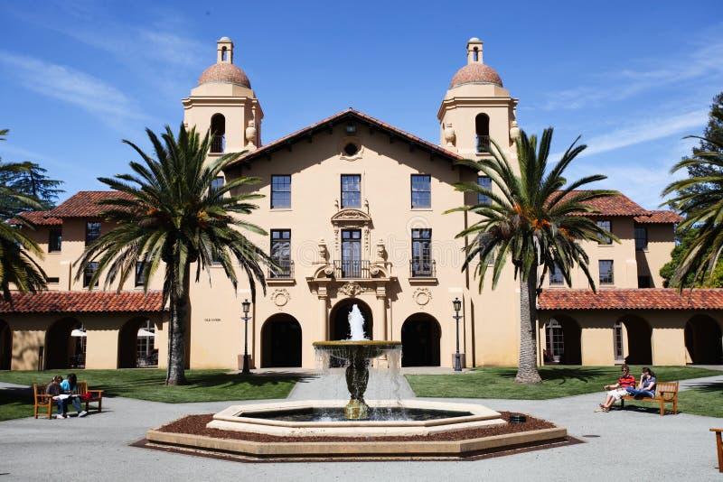 Università di Stanford immagini stock libere da diritti