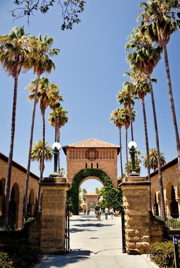 Università di Stanford, U.S.A. immagini stock