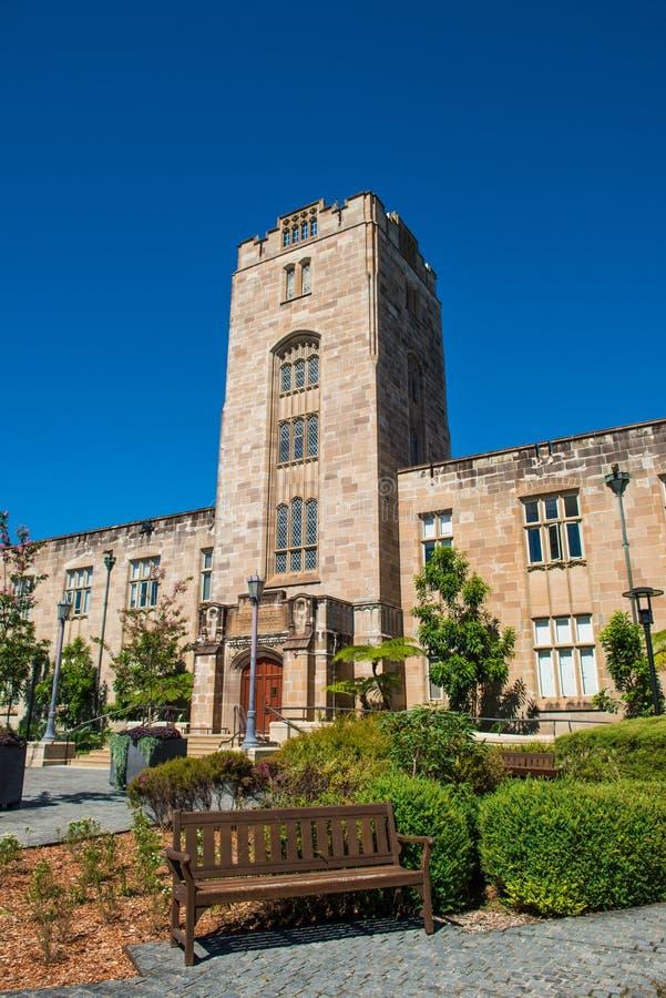 Università di Sydney immagini stock libere da diritti