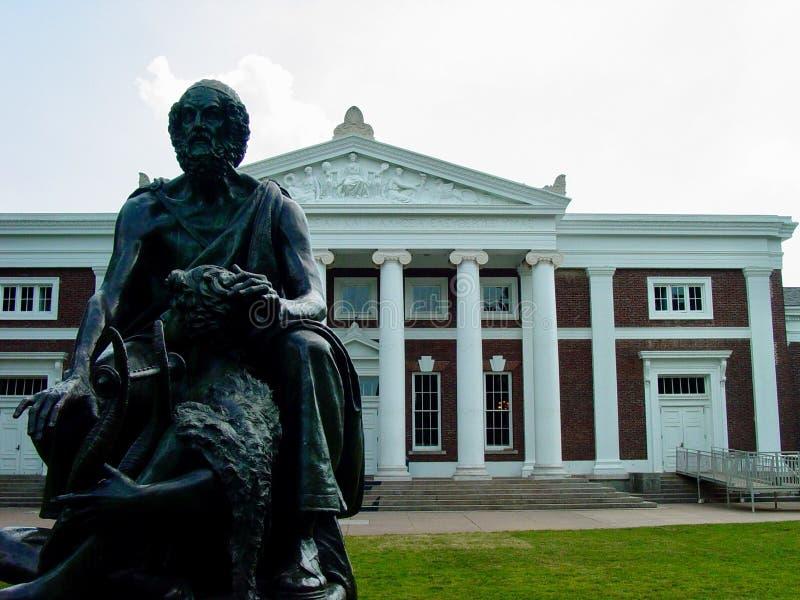 Università di Virginia fotografia stock libera da diritti