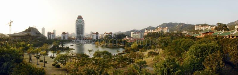 Università di Xiamen immagini stock libere da diritti