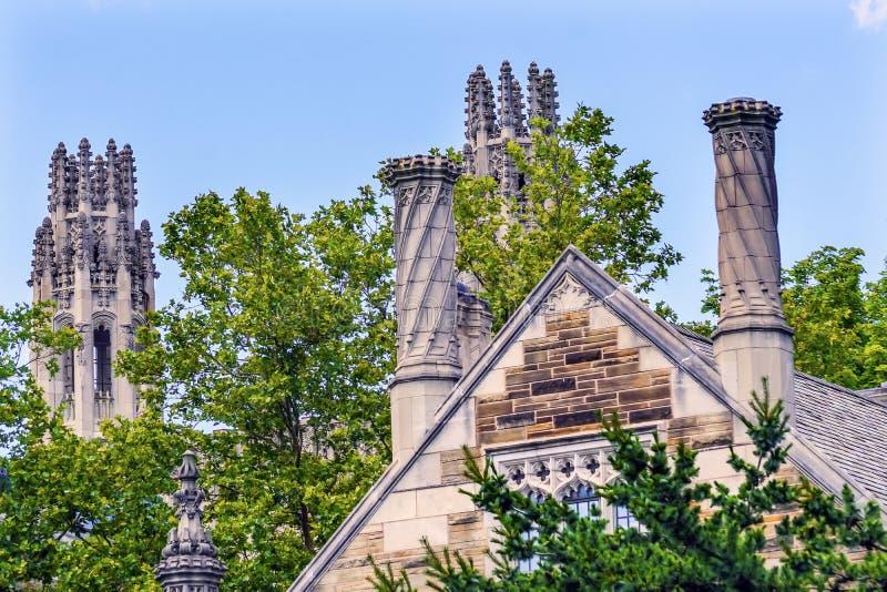 Università New Haven Connecticut di Sullivan Law Berkeley College Yale fotografia stock