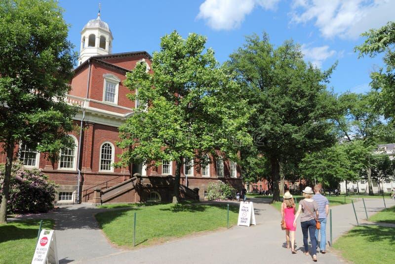 Universität Harvard lizenzfreie stockbilder