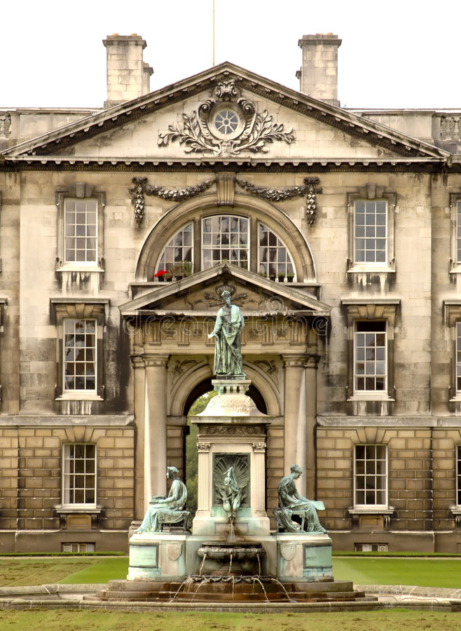 Universität von Cambridge stockfotos