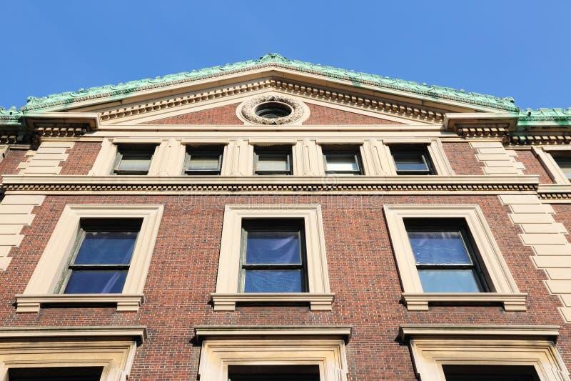 Universität von Columbia lizenzfreie stockfotos