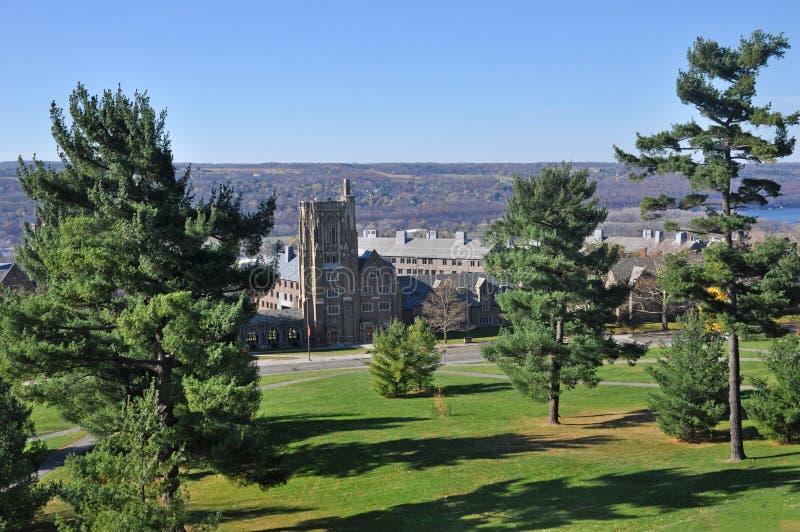 Universität von Cornell stockbilder