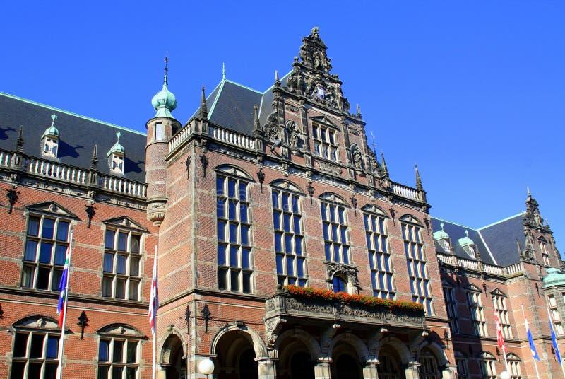 Universität von Groningen stockfoto