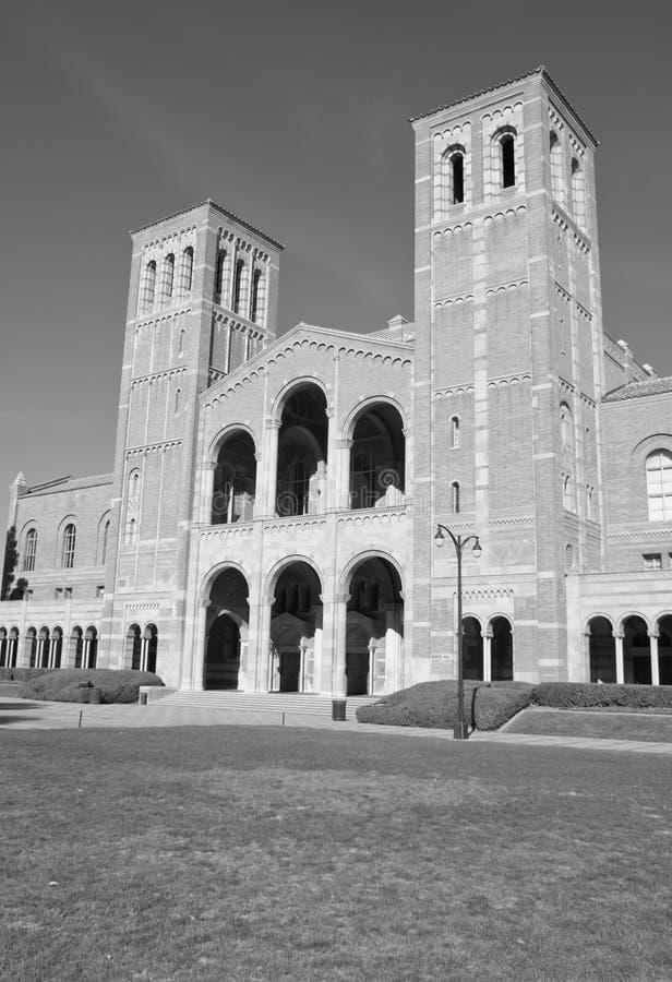 Universität von Kalifornien Los Angeles lizenzfreie stockbilder