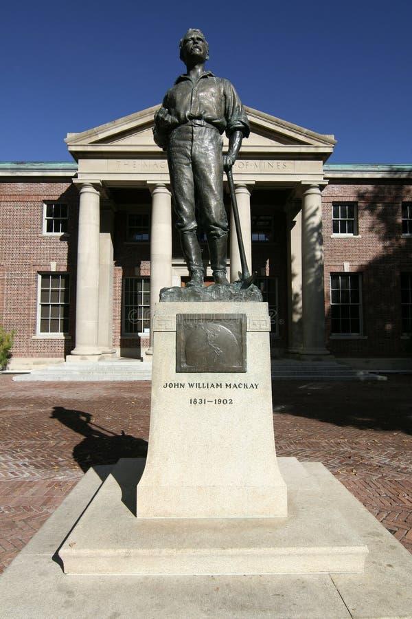 Universität von Nevada - Reno stockbild