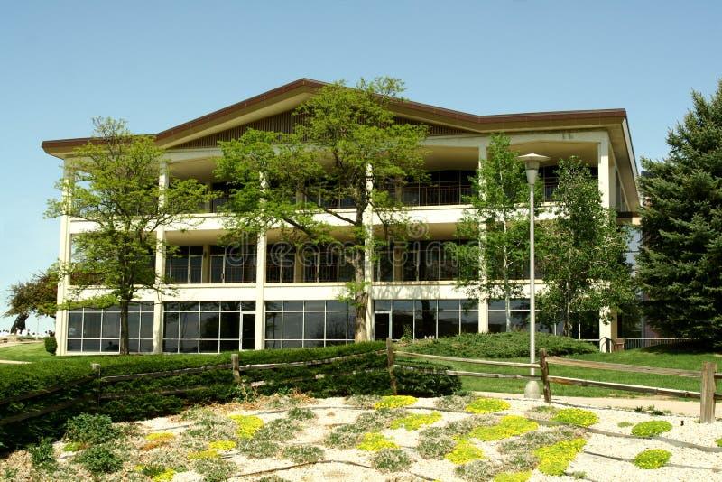 Universität von Nordkolorado stockbild