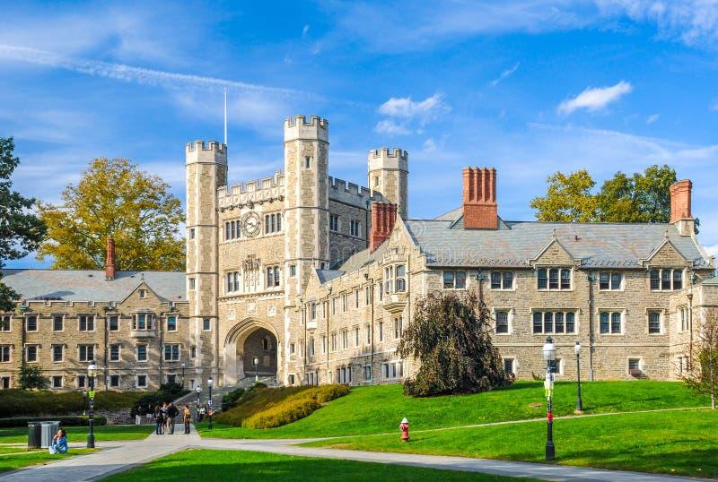 Universität von Princeton lizenzfreie stockfotografie