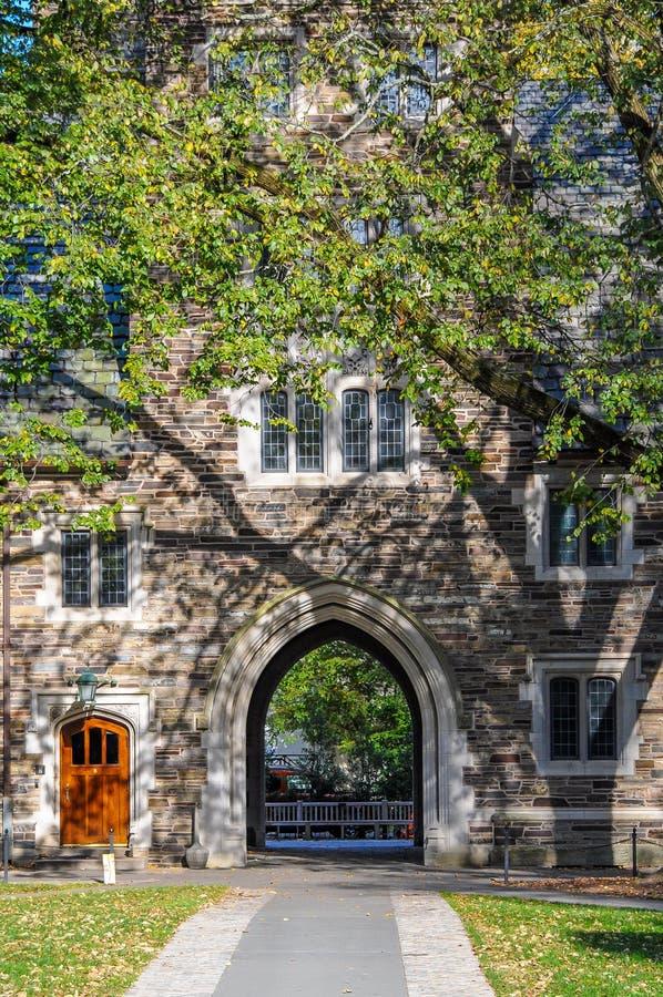 Universität von Princeton stockfotografie