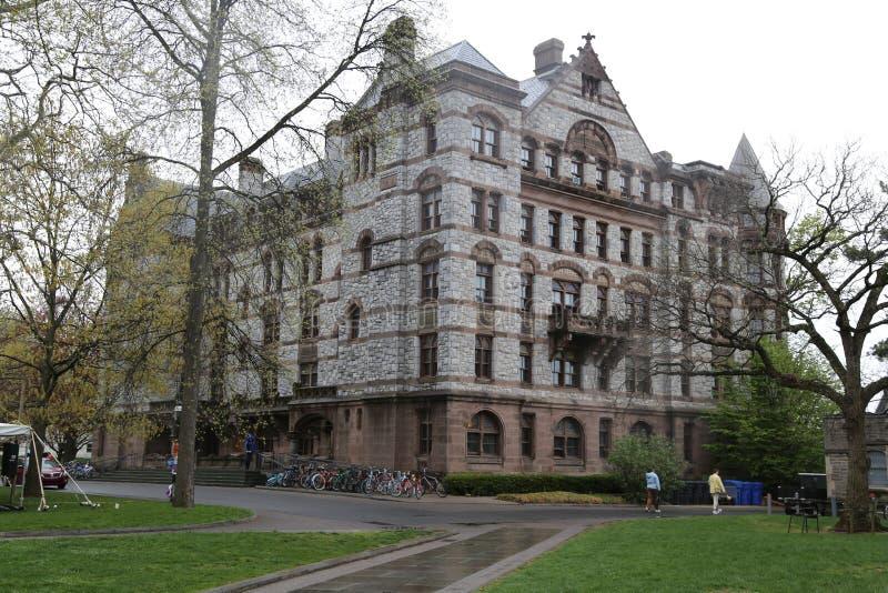 Universität von Princeton lizenzfreies stockbild
