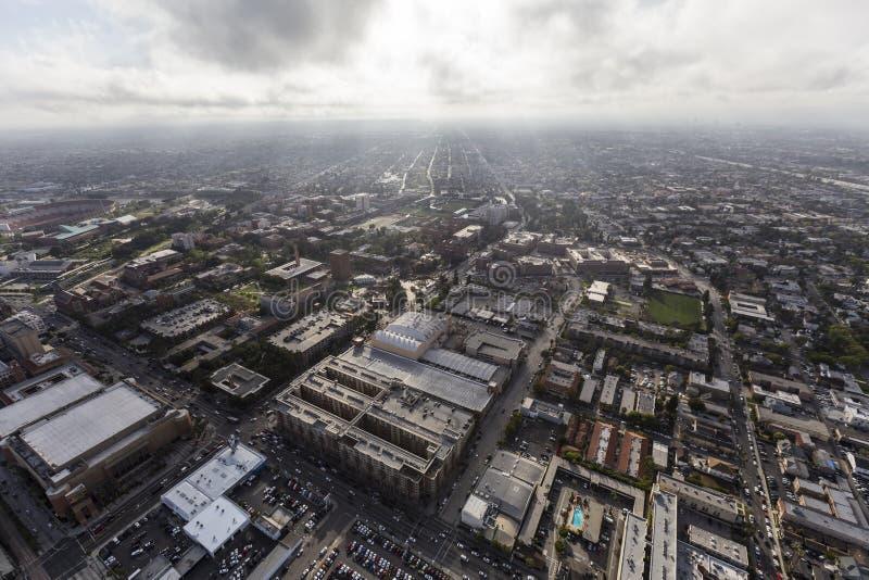 Universität von Süd-Kalifornien-Antenne stockfotos