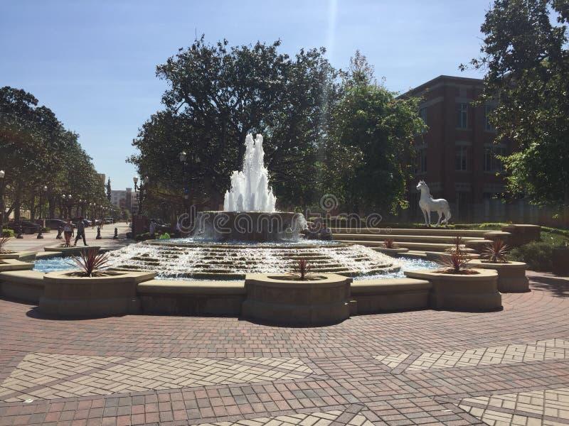 Universität von Südkalifornien stockfoto