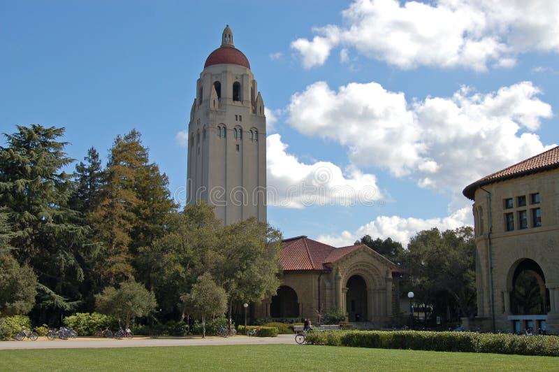 Universität von Stanford V stockbilder