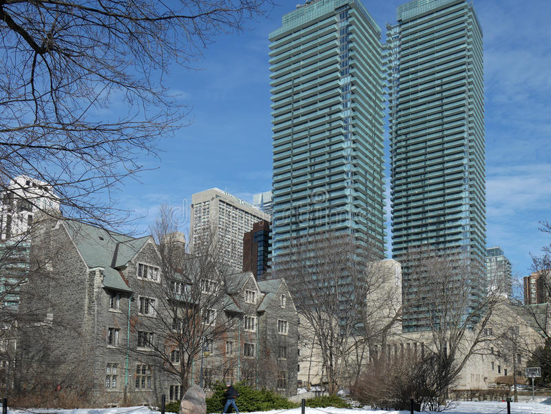 Universität von Toronto stockfotos