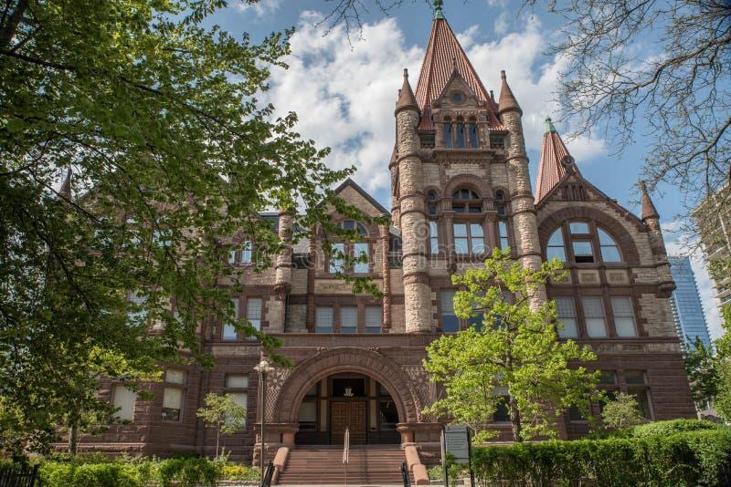 Universität von Toronto stockfotografie