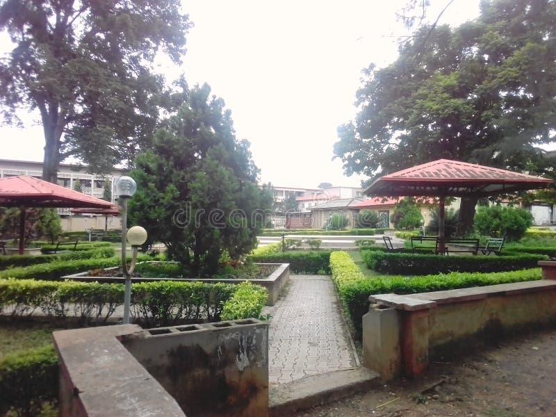 Université d'Ibadan photo libre de droits
