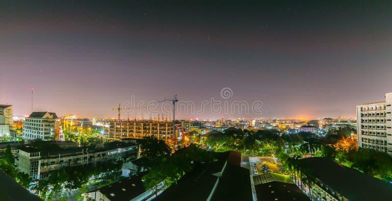 Université de Burapha photographie stock libre de droits