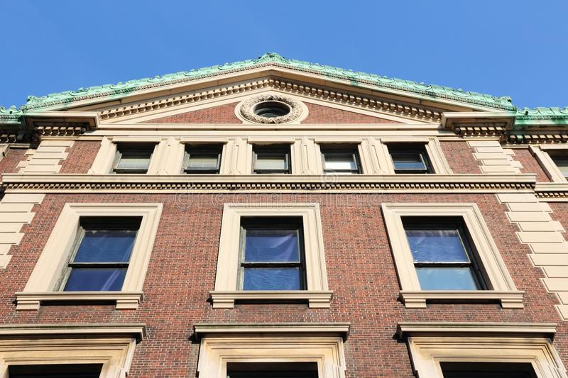 Université de Columbia photos libres de droits