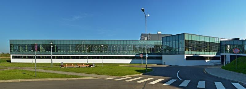 Université de Daugavpils de la Lettonie images stock