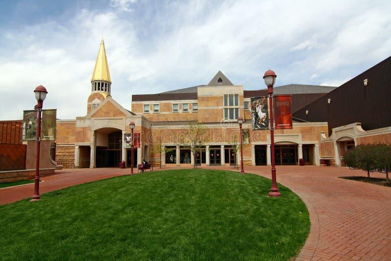 Université de Denver image stock