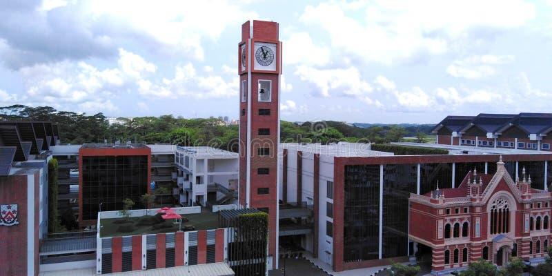 Université de Dulwich à Singapour images stock