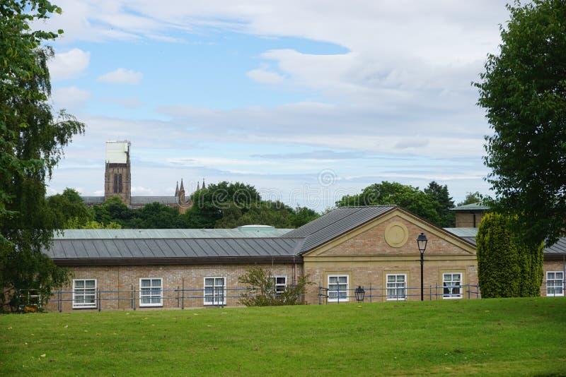 Université de Durham, Royaume-Uni image stock