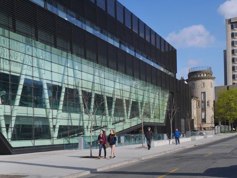 Université de gymnase de Toronto photos stock