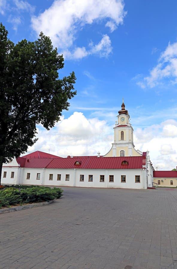 Université de jésuite dans Orsha, Belarus photo stock