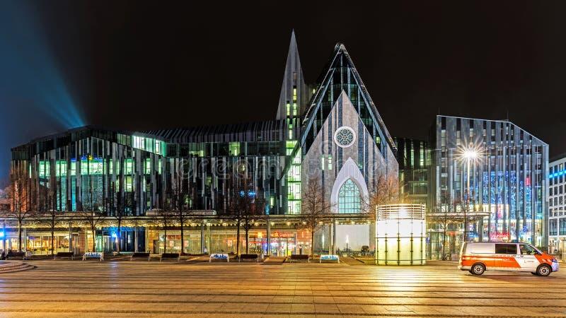 Université de Leipzig images libres de droits