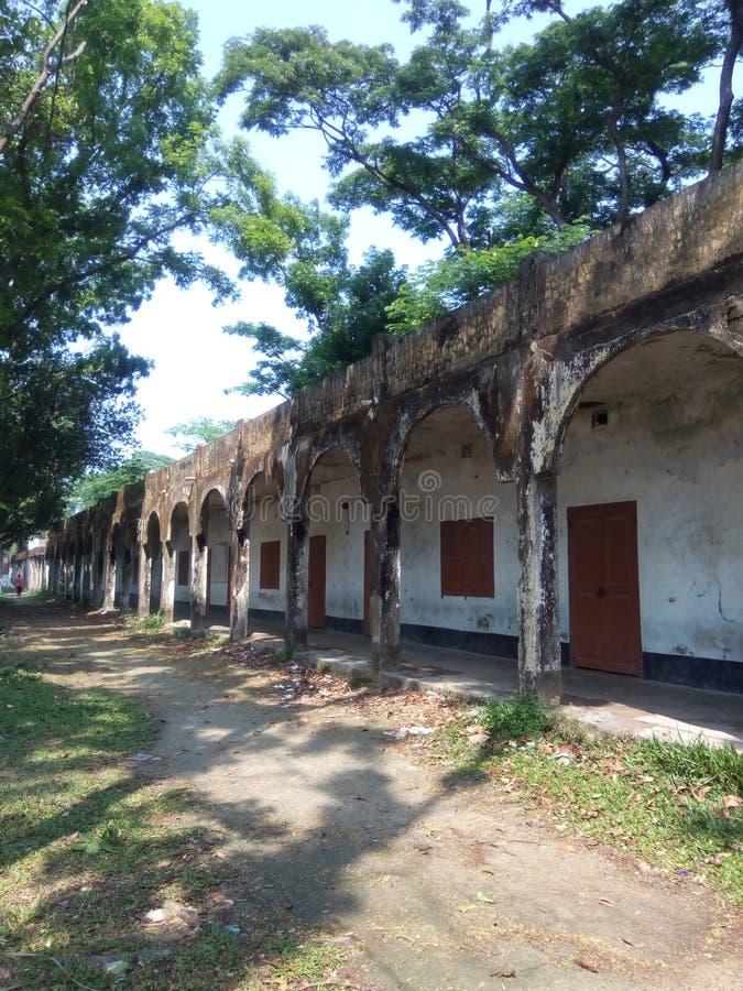 Université de Munsi image stock