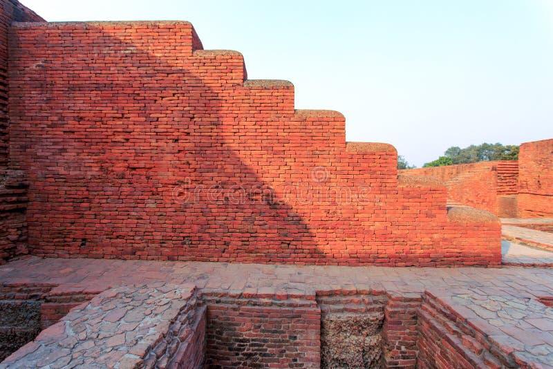 Université de Nalanda photo libre de droits