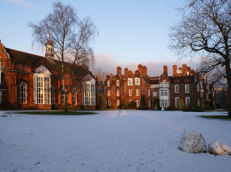 Université de Newnham image stock