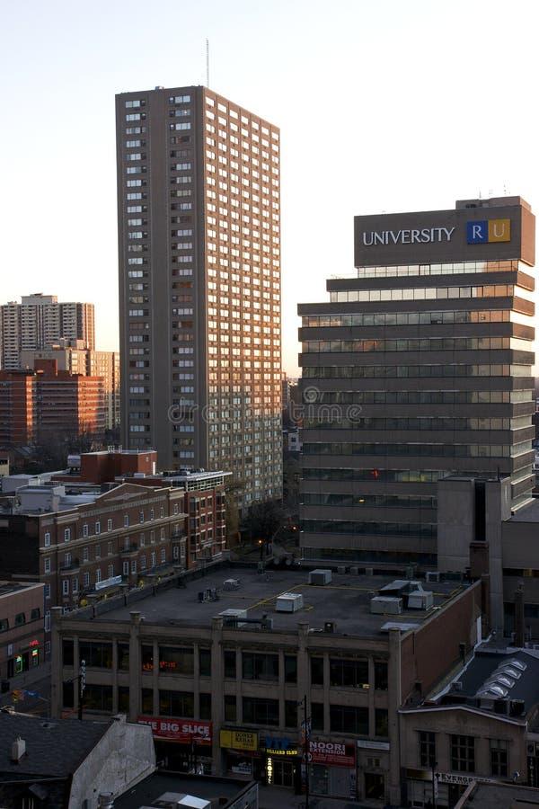 Université de Ryerson, Toronto images stock
