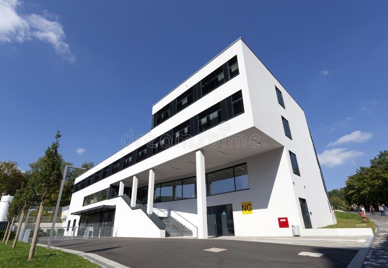 Download Université De Siegen, Allemagne Photographie éditorial - Image du rhine, architecture: 77150917